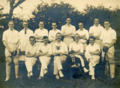 sileby cup winners 1931