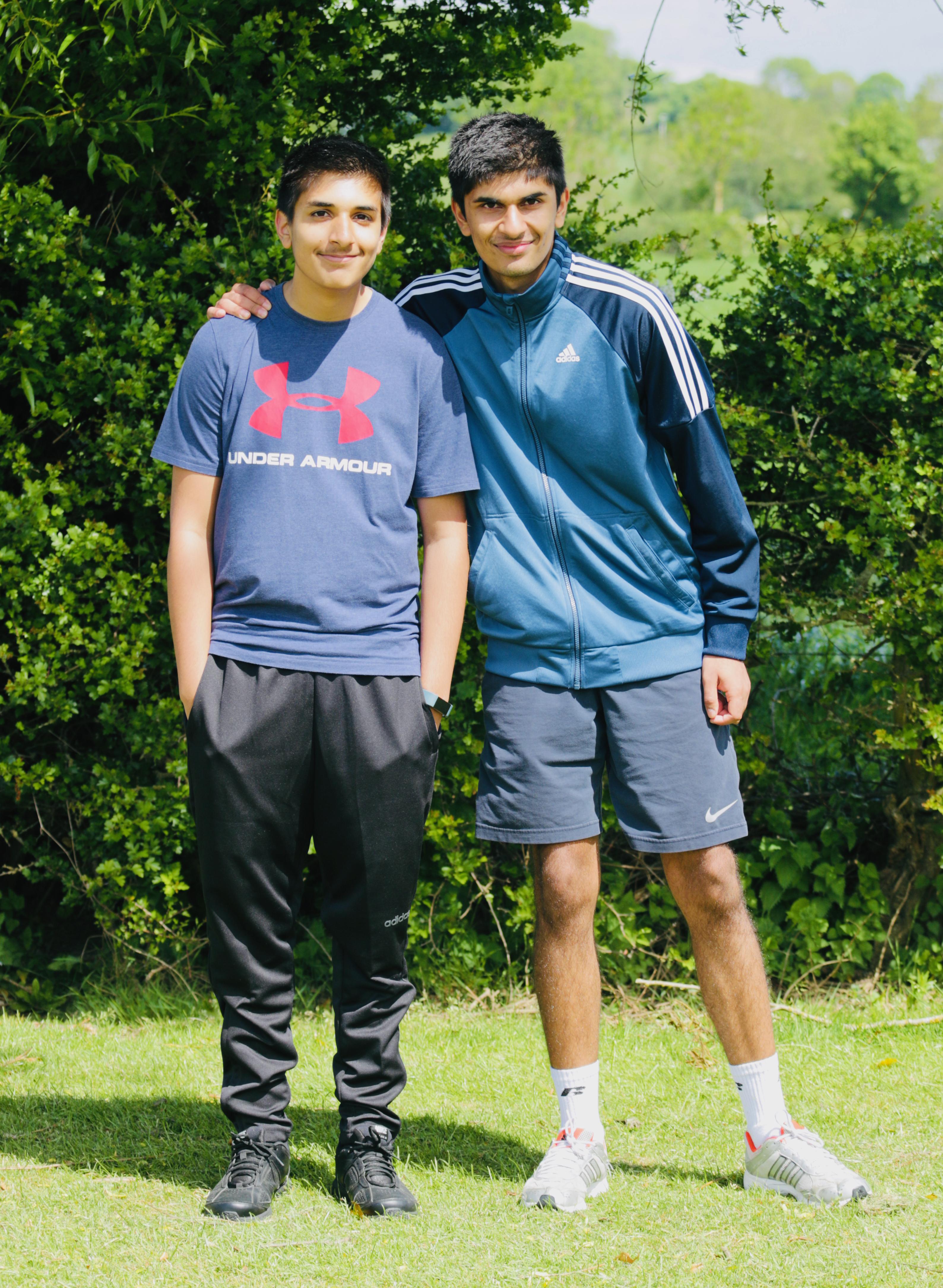 11. Simran & Amar